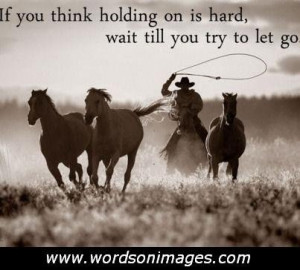 Cowboy sayings and quotes about love