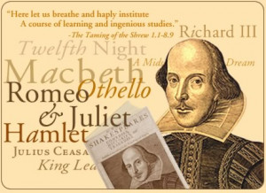 10 Shakespeare Quotes that you can use in Modern English.
