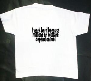 Depend Sarcastic Shirt...