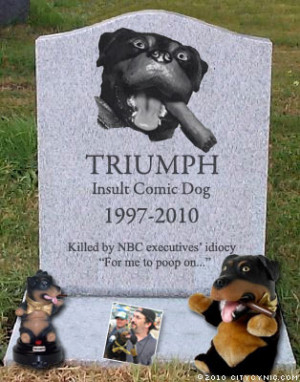 ... insult comic dog video,comic dogs,triumph the insult dog quotes