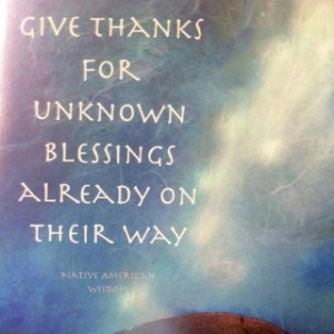 Native American Wisdom Quotes