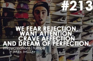 Rapper, mac miller, quotes, sayings, true, life, quote