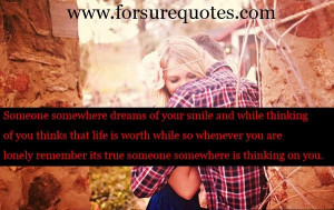 ... is worth while so whenever you are lonely image quotes and sayings