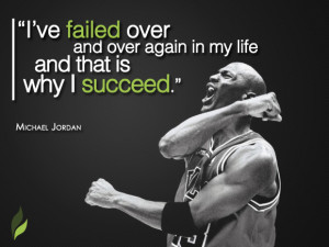 Here are some of the best Michael Jordan picture quotes that I found.