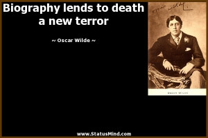 oscar wilde quotes death quotes reputation quotes survive quotes