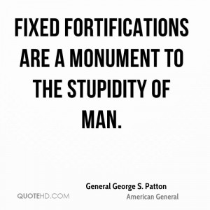 General George S. Patton Quotes