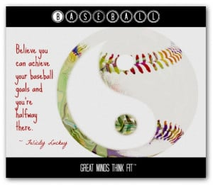 baseball motivational quote 015 believe you can achieve your baseball ...