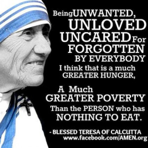 Images) 22 Humbling Mother Teresa Picture Quotes