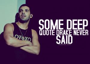 Drake Drake Drake