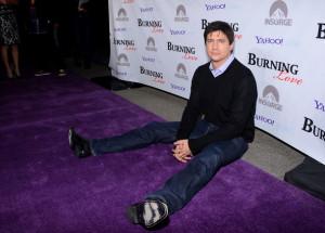 Ken Marino Actor Attends...