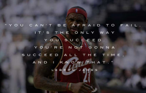 lebron james motivational quotes