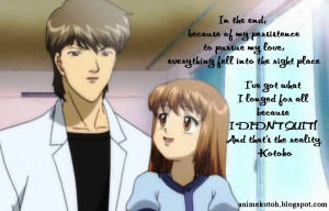 We renew anime love quotes slides to make you always find the best ...