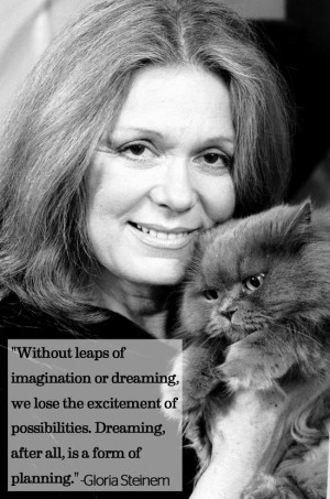 Gloria Steinem Quotes for Her 80th Birthday - Redbook