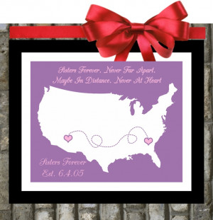 ... Quote Personalized Birthday Gifts For Big Sister Little Sister Two 3
