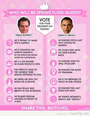 funny mean girls presidential election who will be spring fling queen ...