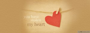 Back > Gallery For > You Have Stolen My Heart Quotes
