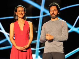 Google founder Sergey Brin and wife Anne Wojcicki have gotten divorced ...