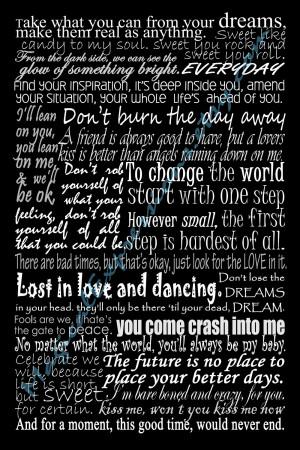 Dave Matthews Band Lyrics Quotes