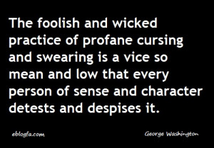 so mean and low that every person of sense and character detests and ...