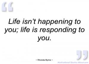 Rhonda Byrne Quotes Rhonda byrne