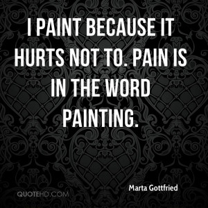 Marta Gottfried Quotes