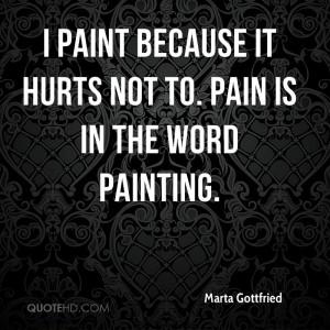 Marta Gottfried Quotes
