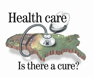 Problems with health care, universal health care
