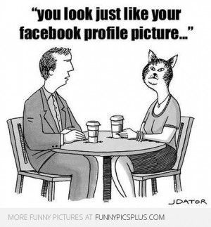 Facebook Is Like A Jail Funny Pictures Images Quotes Kootationcom ...