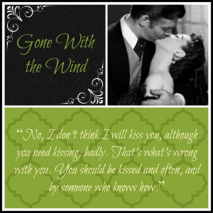 Mostly Book Quotes Gone With the Wind