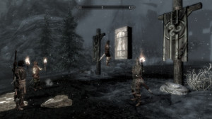 people in skyrim love cheap housing and being invisibleFor Narnia!