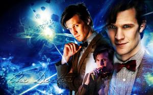 Matt Smith - The Eleventh Doctor