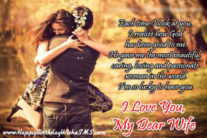 Birthday wishes for wife – Happy Birthday Wife Quotes, Pictures ...