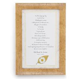 Wedding Invitation Poems Frame