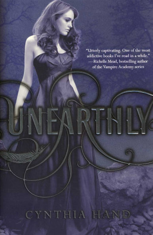 Unearthly Cynthia Hand