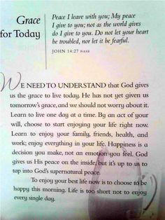 ... Each Morning: Devotions to Start Every Day of the Year