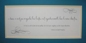 Jane Farr Calligraphy & Design LLC