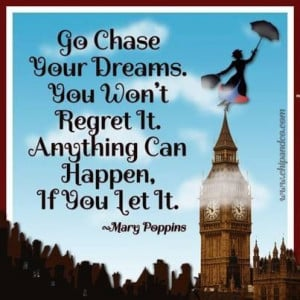 mary poppins quote Mary Poppins