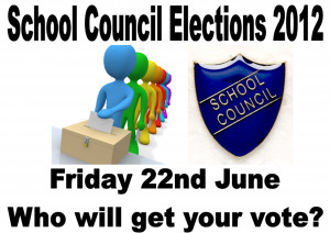 School council election poster School Council Election Poster Template ...