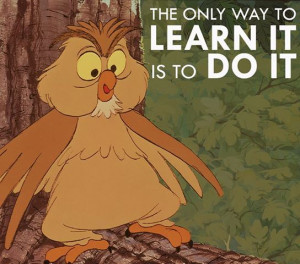 Inspirational Quotes from Disney Cartoons