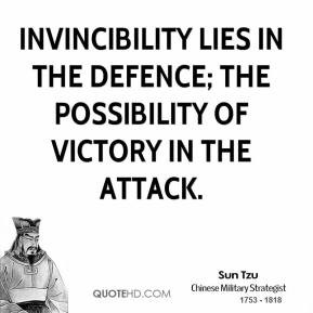 sun-tzu-sun-tzu-invincibility-lies-in-the-defence-the-possibility-of ...