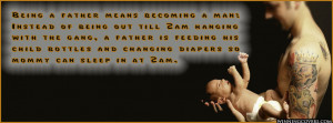 parenting-becoming-a-father-quote-facebook-timeline-cover-banner-or-fb ...