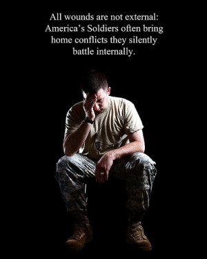 am a spouse of Military Combat PTSD. This is my family and we are ...
