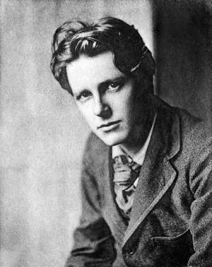 When Virginia Woolf Went Skinny Dipping with Rupert Brooke
