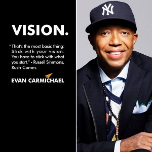 ... Russell Simmons More Russell Simmons at http://www.evancarmichael.com