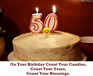 50th Birthday Cake Quotes Images, Pictures, Photos, HD Wallpapers