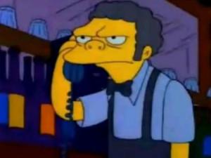 Moe Szyslak - Simpsons Wiki