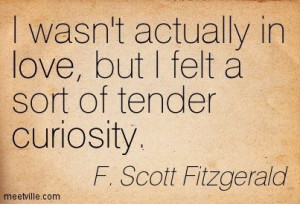 The Great Gatsby & Love