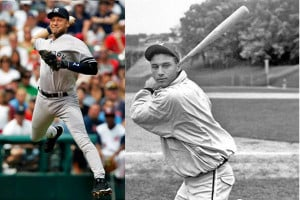 How did 'young colt' Derek Jeter get to Yankee Stadium?