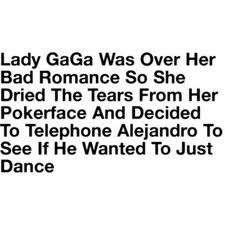 funny lady gaga quotes - Google Search