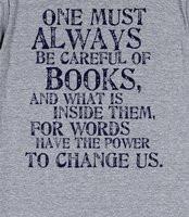 Tessa Gray Quote Books Are...